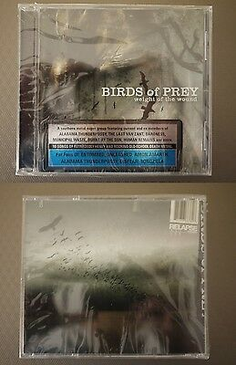 """Birds of prey """"Weight of the wound"""" CD NEW"""