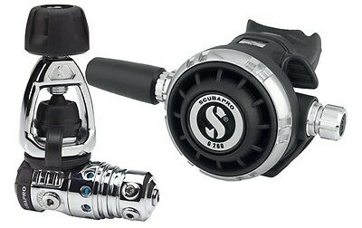 Scubapro MK25EVO G260 Regulator Scuba Diving First & Second Stage Yoke Dive Gear