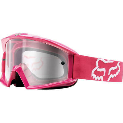 Fox Main Mx Hot Pink Girls Ladies Motocross Dirt Bike Womens Goggles