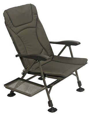 TF Gear NEW Flat Out recliner Fishing armchair