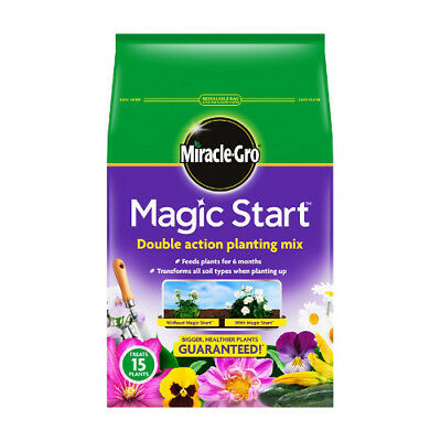 Scotts Miracle-Gro Magic Start Double Action Planting Mix 5 Litres