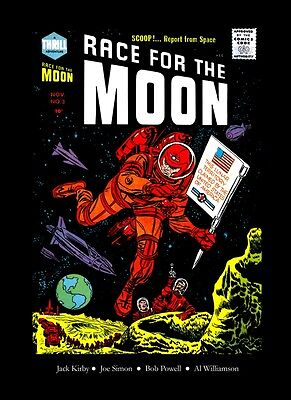 Race for the Moon TP Kirby, Williamson, Powell