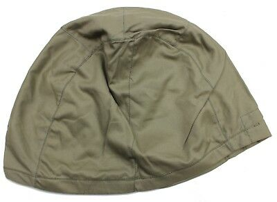 GENUINE CZECH ARMED FORCES HELMET COVER in OLIVE GREEN