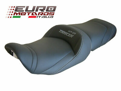 Top Sellerie France Deluxe Comfort Seat Yamaha Tracer MT09 FJ09 2015-16 REF4188