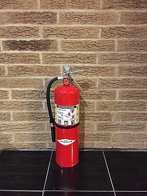 FIRE EXTINGUISHER 10lb 10# ABC AMEREX NEW Cert TAG  (NEW IN BOX)