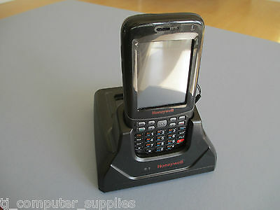 Honeywell Dolphin 6000 Scanphone GSM 6000EW1-GC111SE1 with charging cradle