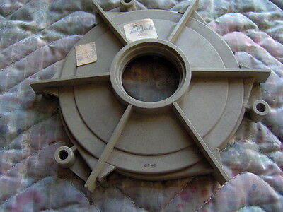 Red Jacket Pump Impeller Housing, 017-412, RARE, Hard To Find Impeller Housing