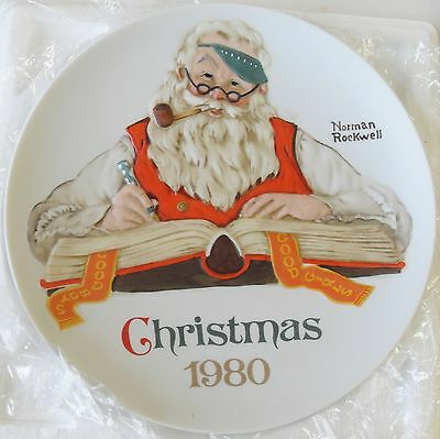"SANTA 1980 ""CHECKING HIS LIST"" - New in Box & COA"