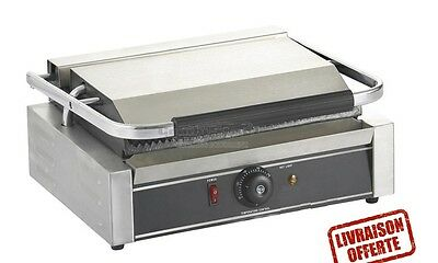 Grill De Contact Panini Professionnel Large Neuf