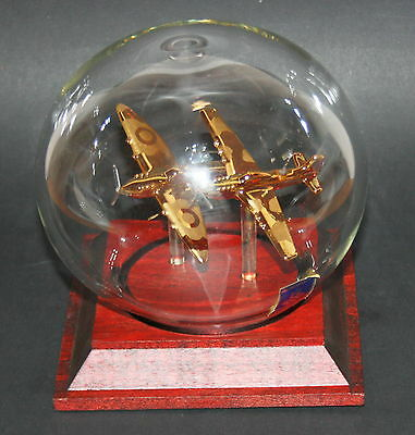 Glas - Mayflower - Model - Spitfire & Mustang (Globe) - NEUWARE