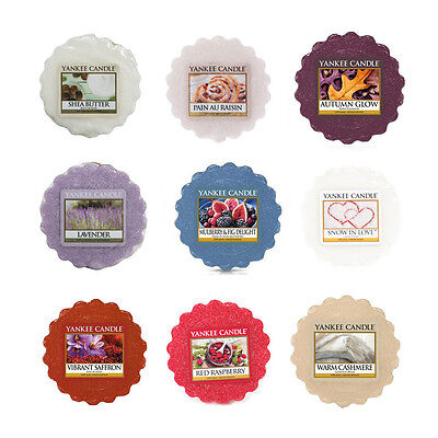 Yankee Candle 1x Wax Tart V2: You Choose Scent