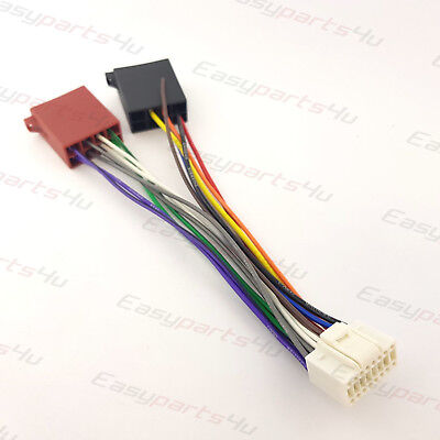 ISO Adapter PIONEER KEH-P 7400RDS 7600RDS 820RDS 8200RDS 8400RDS 8600RDS 9200RDS