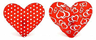 Reusable Heart Love Heat Hand Warmer Gel Instant Pad Pocket Hot Water Bottle Fun