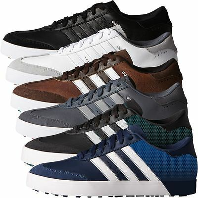 *NEW FOR 2016* ADIDAS GOLF Adicross V Funky Spikeless Hommes Shoes Wide Fitting