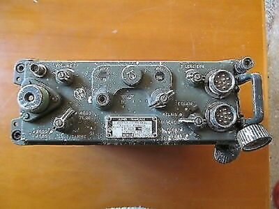 Military Radio Of Frech Army Receiver Transmitter Er .95.b  Prc-25 Prc-77