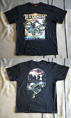 """Testament official T-shirt """"The formation of damnation"""" black (M,XL)"""