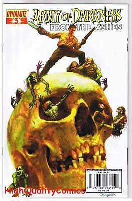 ARMY of DARKNESS : From the Ashes #3, NM, Arthur Suydam, 2007, more AOD in store