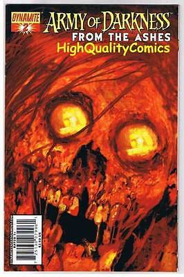ARMY of DARKNESS : From the Ashes #2, NM, Arthur Suydam, 2007, more AOD in store