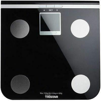 Digital people analysis Scales 150kg body fat measurement muscle mass Display