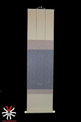 Kakemono Hanging Scroll Hand Painted Japanese Japonais Made In Japan