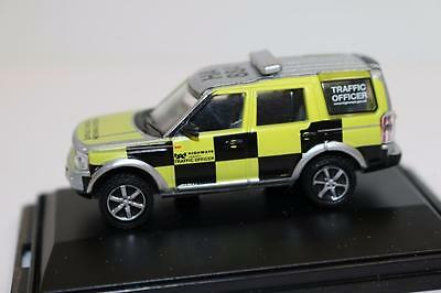 OO Scale Oxford Highways Agency Land Rover Discovery 76LRD004 FNQHobbys  0X117