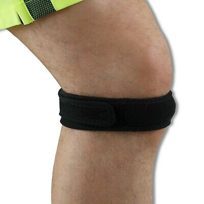 Pain Relief Knee Straps Patella Support Running Jumpers Arthritis Neoprene Brace