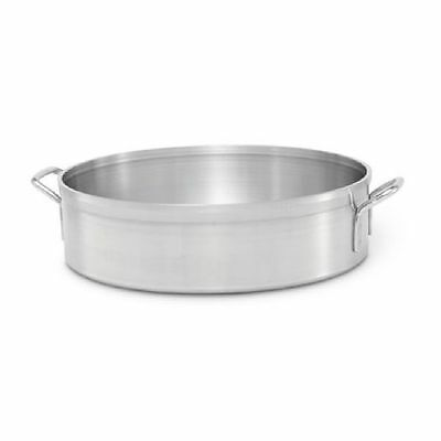 *new* Vollrath 67228 Heavy-Duty Aluminum 28 Qt Brazier