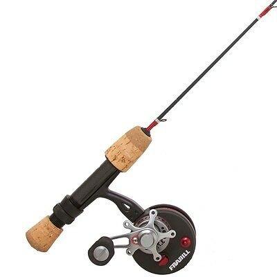 Frabill Straight In Line 371 Brian Bro Brosdahl Series Ice Rod & Reel Combo 6860