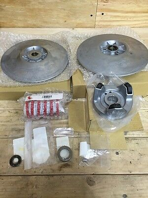 Yamaha Gas Golf Cart Driven Secondary Power Clutch Kit Low End G2-G22 Golf Car