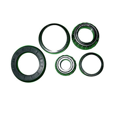 Front Wheel Bearing & Seal Kit fits various Ford New Holland 4000 4600 4610 4630