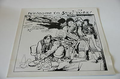 "Rolling Stones ""Welcome to New York"" -LP Vinilo"