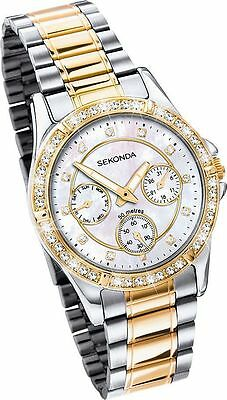 Special For Valentine's Sekonda Ladies' Multidial Partytime Watch Analogue displ