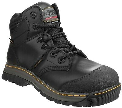 DR MARTENS Surge S3 black waterproof DM safety boot with midsole size 6-13 UK