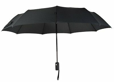 Automatic Open&Close Folding Compact Super Windproof Rainproof  Anti-UV umbrella