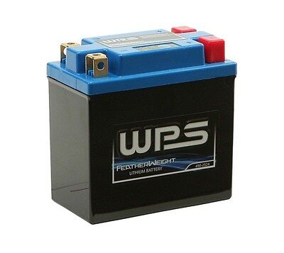 WPS Featherweight for Motorcycle Offroad ATV Lithium Battery / HJTX14AH-FP-Q