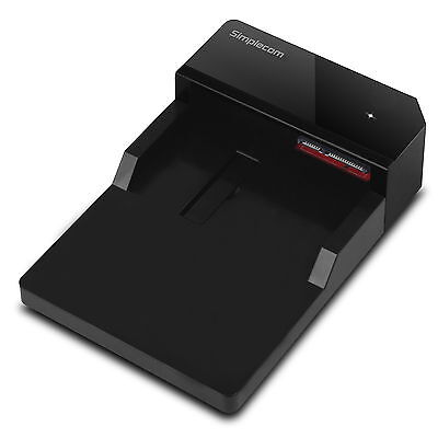 "USB 3.0 Horizontal SATA Hard Drive Docking Station for 2.5"" 3.5"" HDD"