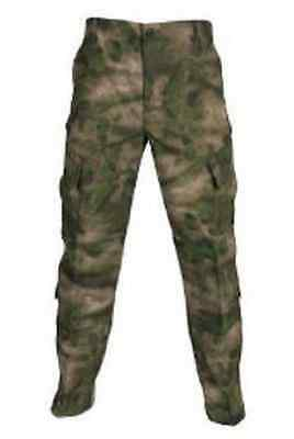 US A-TACS FG Foiled Green ACU Army pants ATACS Trousers Camouflage Large Shorts