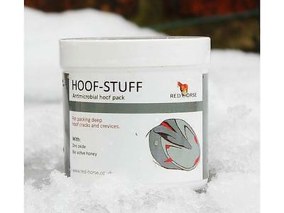 Red Horse Products Hoof Stuff to fill Holes in Hooves - 190ml BN
