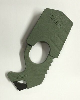 US Gerber Medic Rescue Tool PREPPER Strap Army Cutter Knife Messer