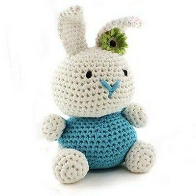 Hoooked DIY Crochet Kit Maxigurumi Bunny Rabbit Sea Blue