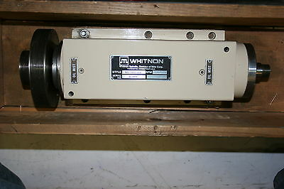 Whitnon High Speed Milling Spindle 12,000 RPM (441-0030-000)