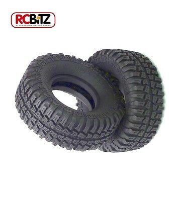 """Dick Cepek 1.9"""" Mud Country Scale wide Tire Small scale tyre Watch Video CLASS 1"""