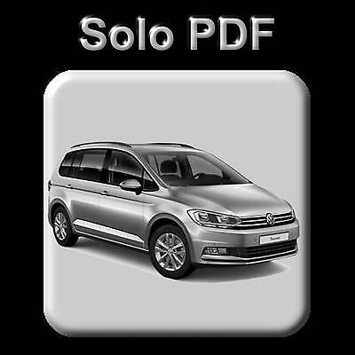 Volkswagen Touran (2016) - Workshop, Service, Repair Manual - Wiring