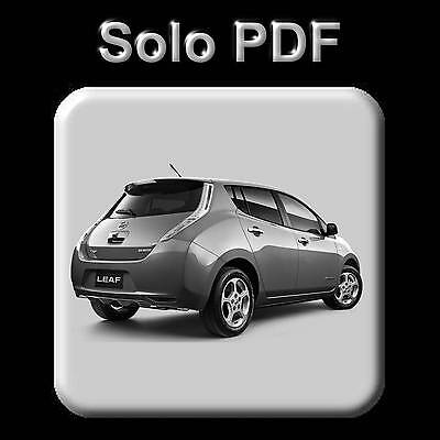 Nissan Leaf (2011-2015) - Workshop, Service, Repair Manual
