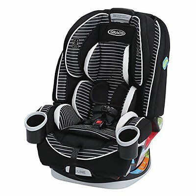 Graco 4ever All-in-One BABY CAR SEAT, 5 Point Harness BOOSTER CAR SEAT, Studio