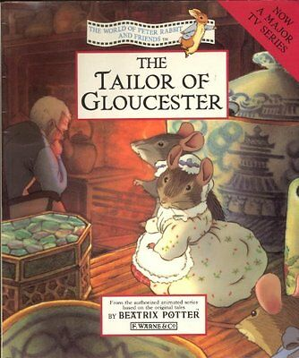 The Tailor Of Gloucester By Beatrix Potter. 9780723200130