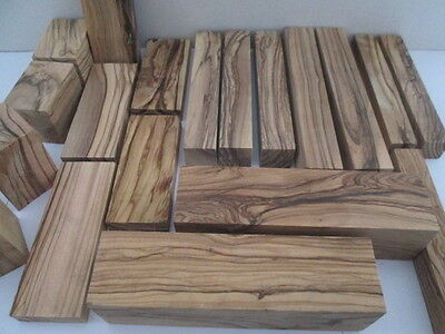 ~Choose Size~ Olive Wood Turning/ Pen& Knife Blanks /pool Cue/bottle Stoppers
