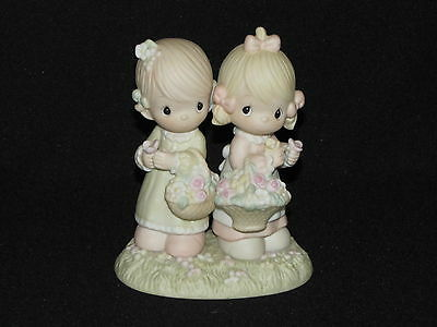 Precious Moments Figurine To My Forever Friend 100072