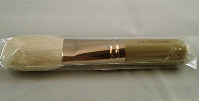 Bare Escentuals Minerals Flawless Application Face Brush ROSE PEARL Limited NEW