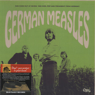 Various - Cree Records - German Measles Vol.2 - 180gr Vinyl - Vinyl Beat/Rock...